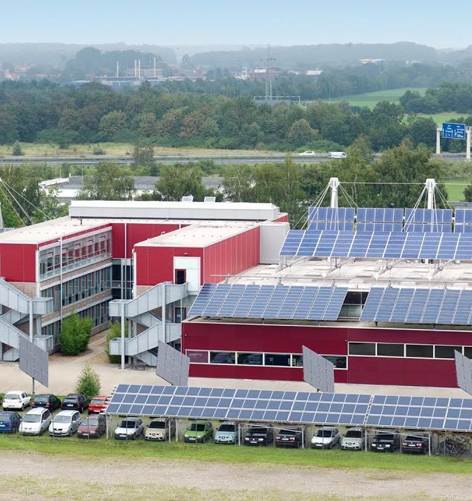 Google установит более 100 тысяч солнечных панелей на крыше своего офиса в Калифорнии