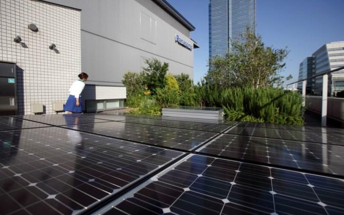 Panasonic будет производить больше солнечных модулей