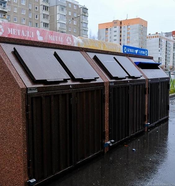 В Калининграде возобновился раздельный сбор отходов