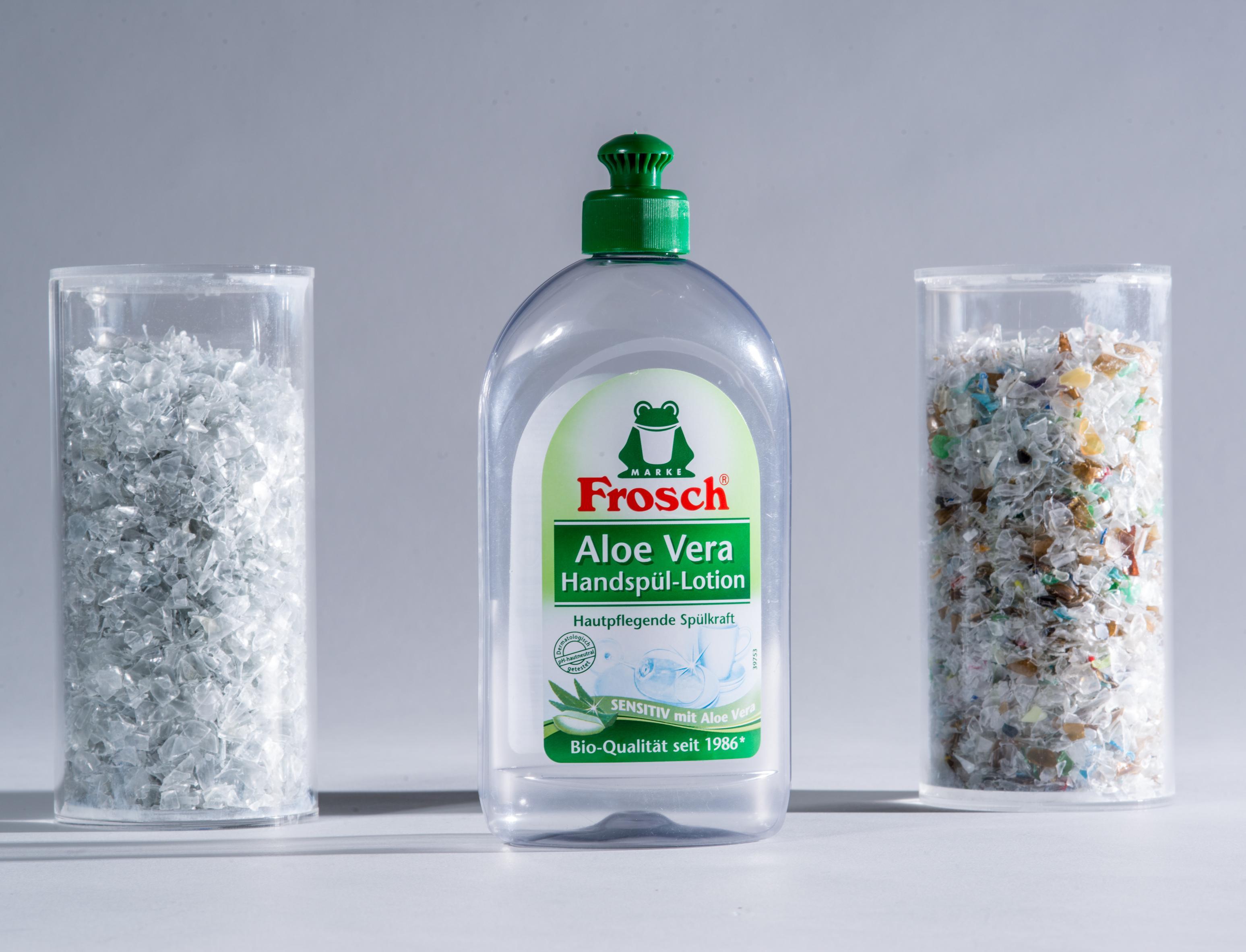 Зарубежный опыт: как Werner&Mertz производит товары из 100% переработанного пластика
