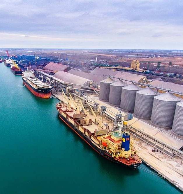 Новороссийск станет «зеленым» портом