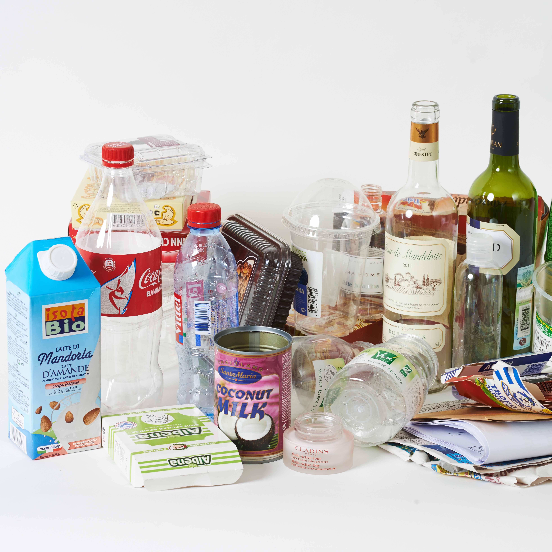 Эксперимент: Что в мусорном ведре у Лены Камай из Ламбада-маркета