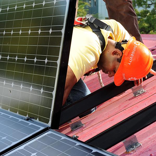Что будет, если поставить солнечную батарею на балконе