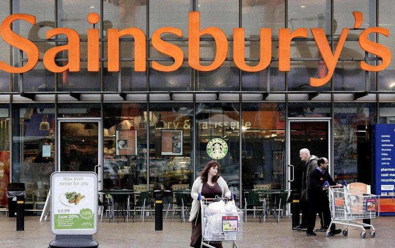 Английский супермаркет работает на энергии от испорченных продуктов