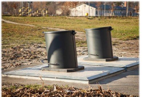 Петербуржцы выбрали дизайн контейнеров для сортировки мусора