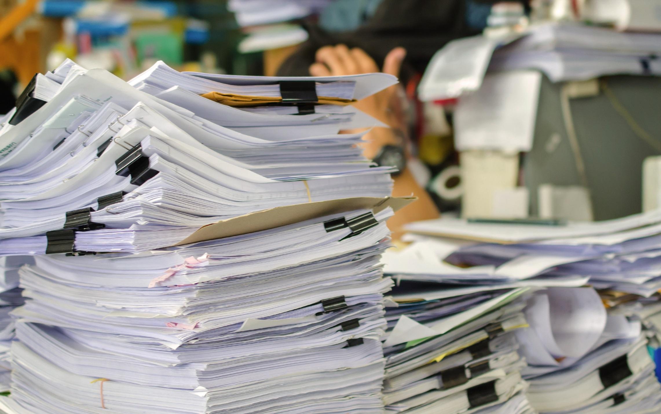 Сотрудники компаний смогут бесплатно сдать макулатуру в своих офисах