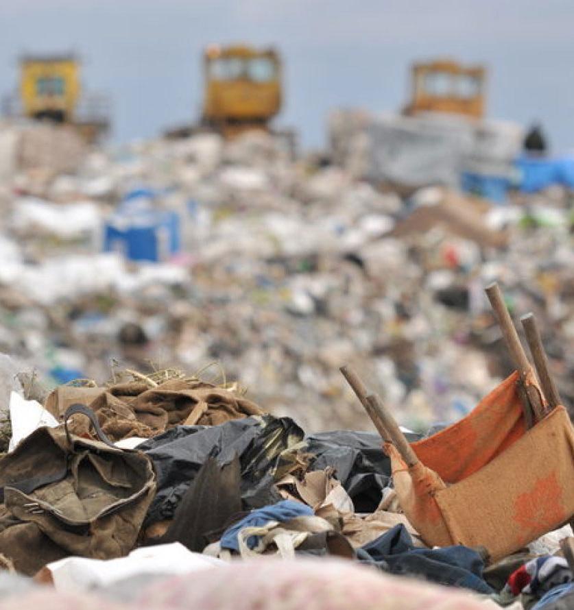 В России изменились требования к работе полигонов и переработке отходов