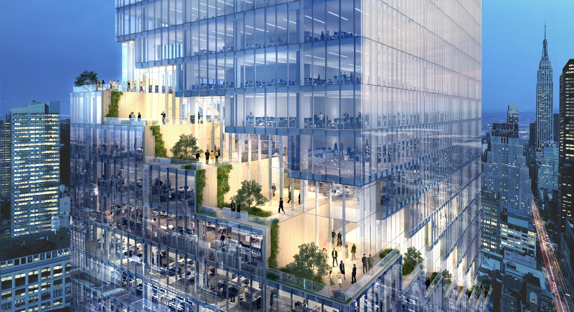 Ссылка дня: 10 экологичных зданий, которые сделают мир лучше