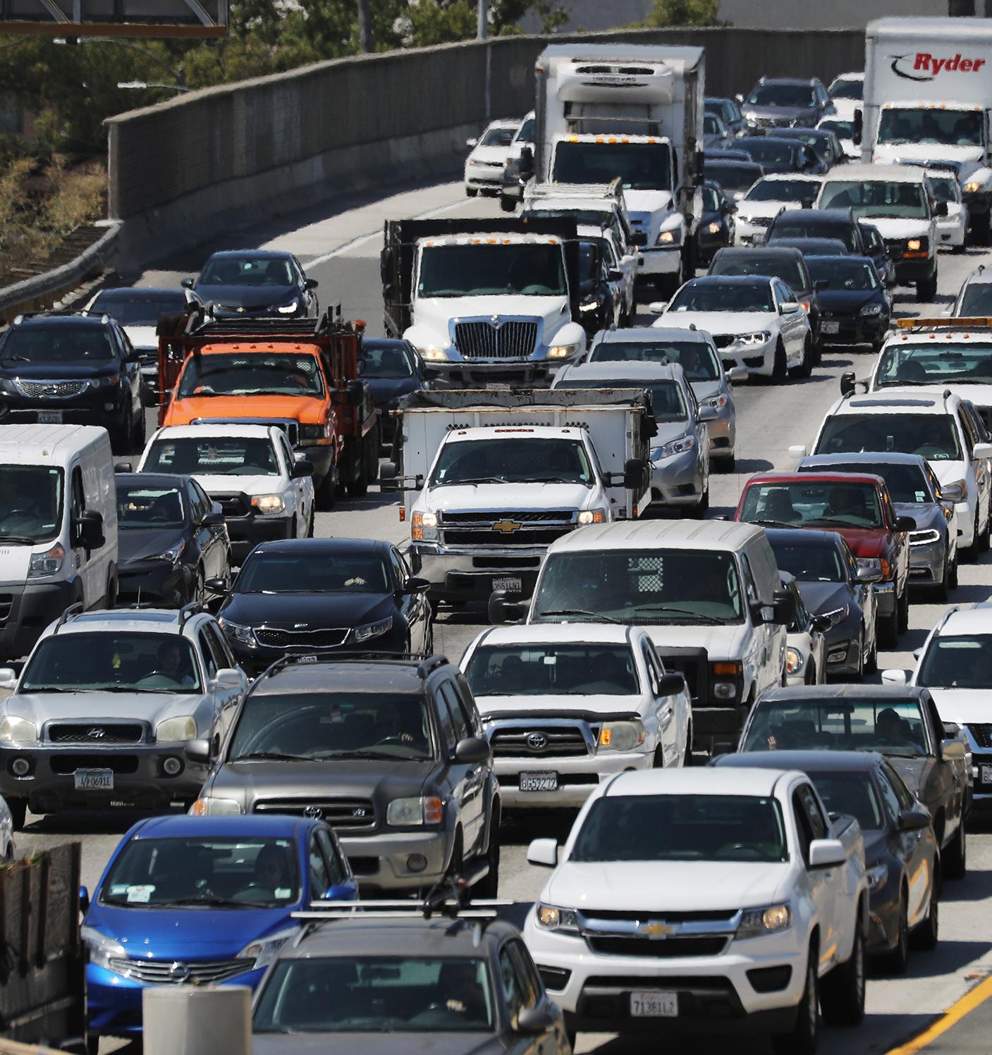 В Калифорнии с 2035 года не будут продавать автомобили с двигателями внутреннего сгорания