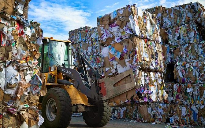 В Подмосковье создадут проект по переработке мусора