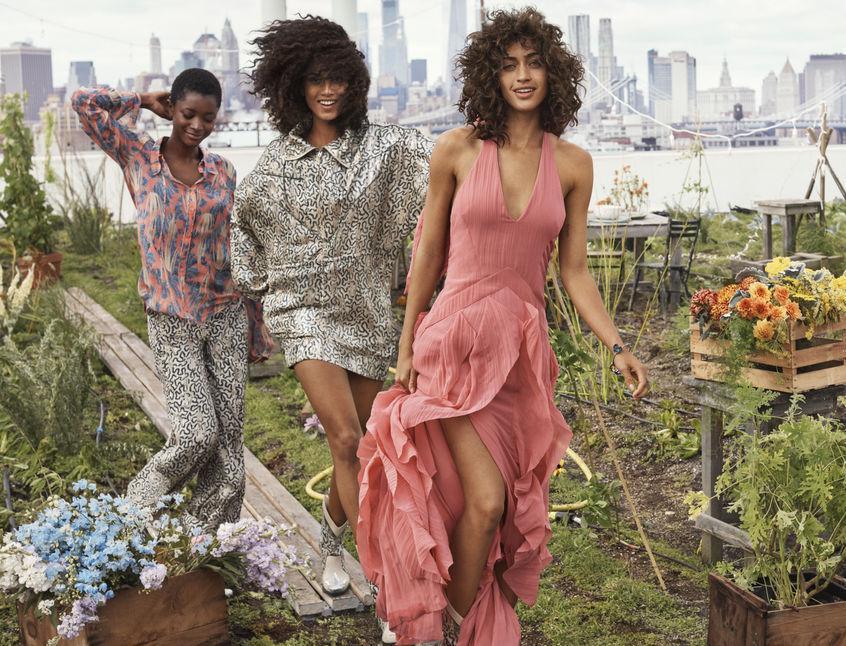 Новая коллекция Conscious Exclusive H&M из апельсинового шелка и ананасовой кожи