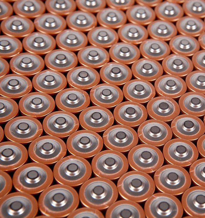 Duracell установила еще 100 контейнеров для сбора батареек
