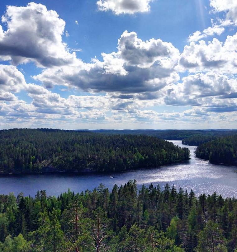 Eco-Camp в Финляндии приглашает участников