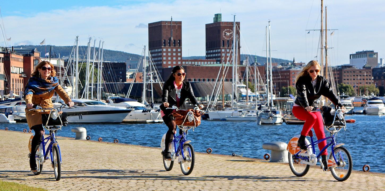 В центре столицы Норвегии запретят автомобили