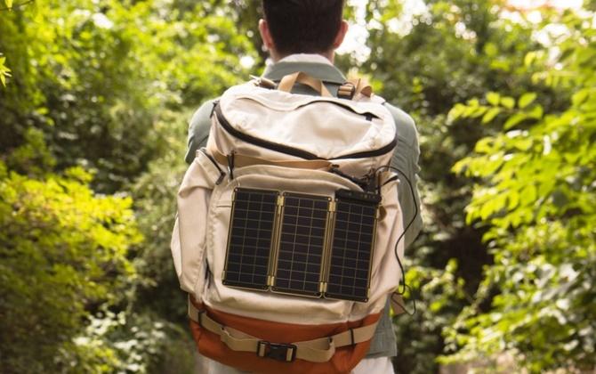 Проект портативной солнечной зарядки собрал на Kickstarter 50 тысяч долларов за два дня