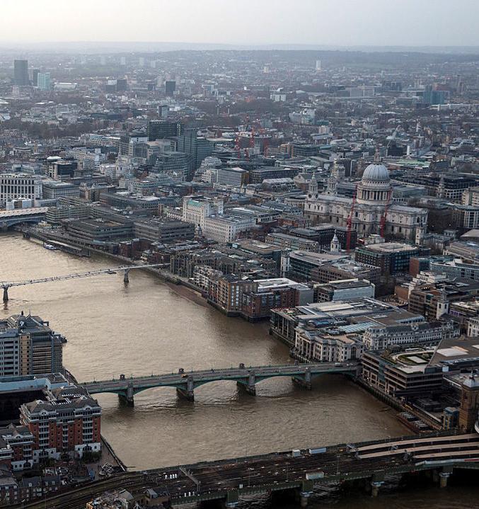В центре Лондона запретят проезд неэкологичных автомобилей