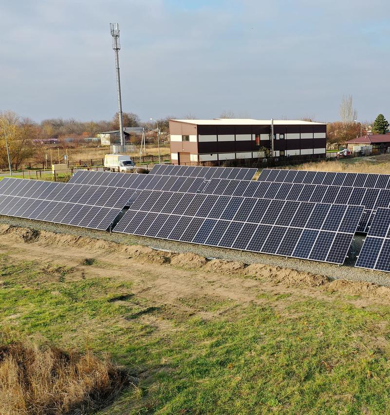 Исследование: бизнес стал чаще переходить на солнечную энергетику