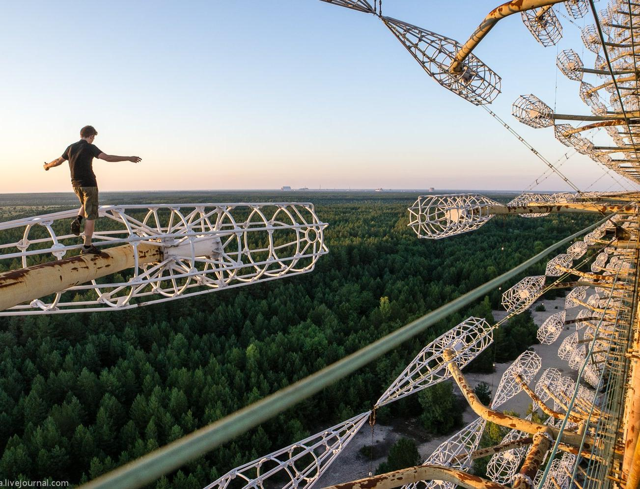 Фильм «Сталкеры Чернобыля» доступен онлайн во время пандемии