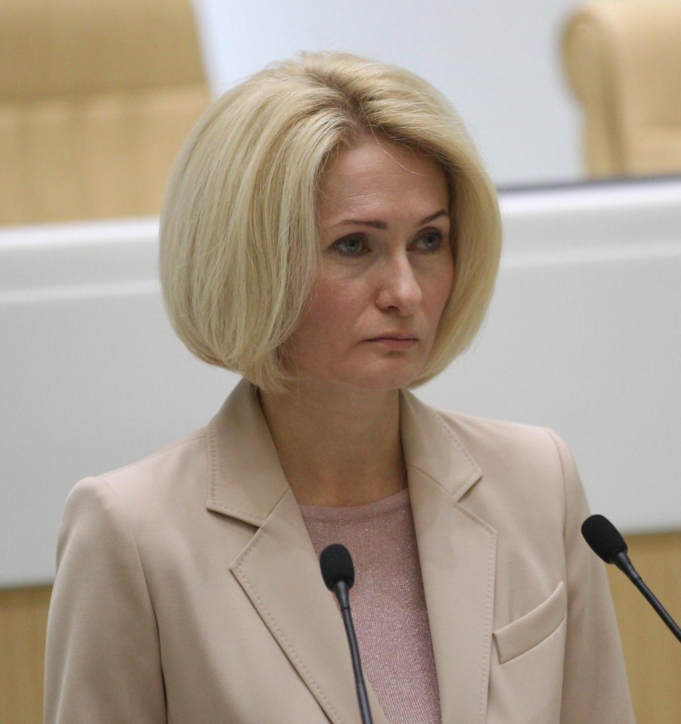 Виктория Абрамченко призвала россиян сдавать одежду в переработку