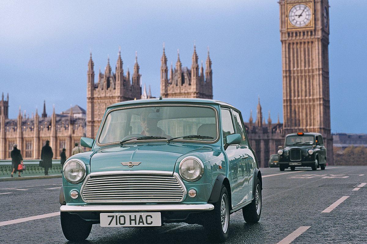 В Лондоне ввели сборы для владельцев старых автомобилей