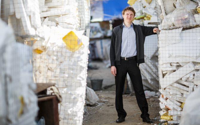 В Волгограде построен детский сад из пластиковых отходов