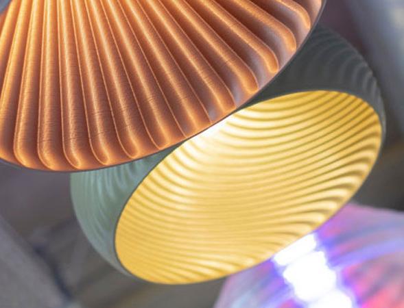 Как работает сервис Signify по созданию светильников из вторсырья на 3D-принтере