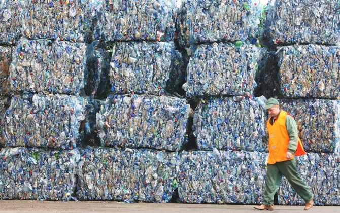 Шведы хотят получать энергию из российского мусора