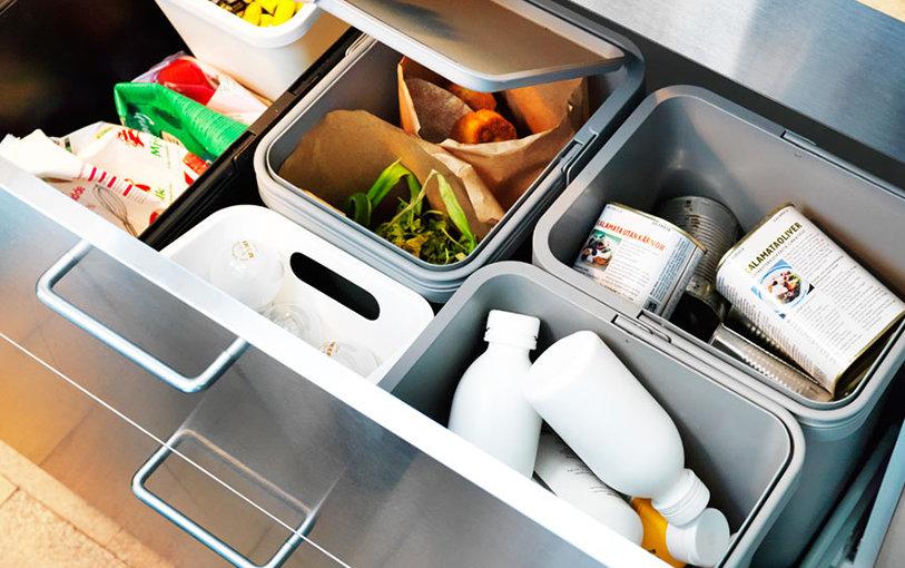 ИКЕА: 7% россиян сортируют мусор и бережно относятся к воде и электричеству
