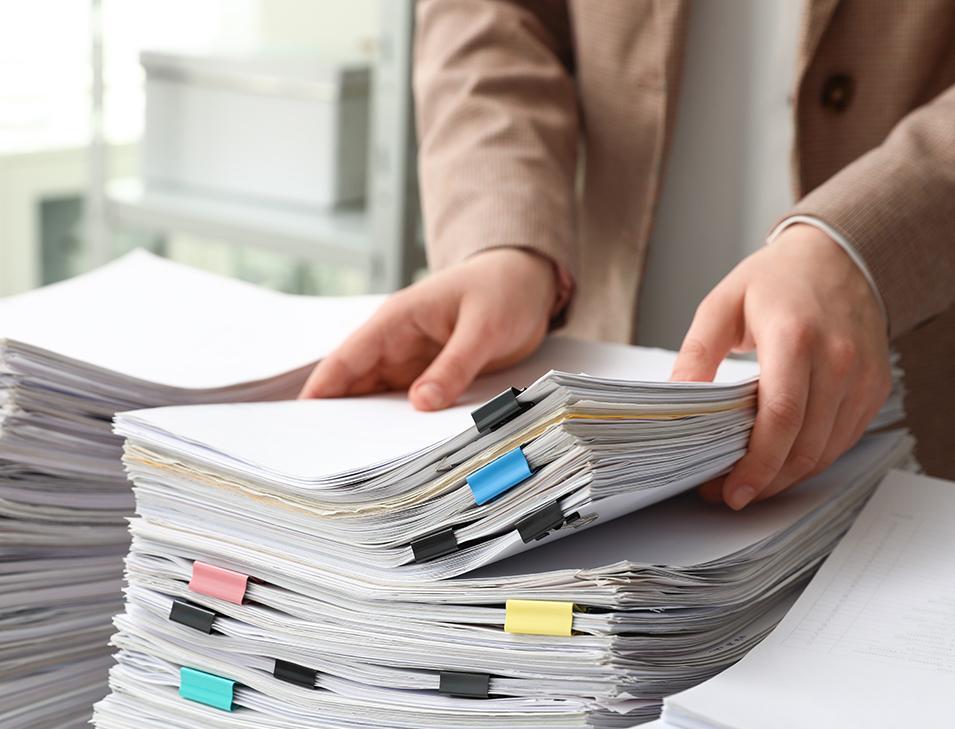 Правительство Новосибирской области на месяц полностью откажется от бумаги