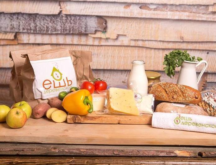 Сервис «Ешь деревенское» соберет у клиентов использованную упаковку