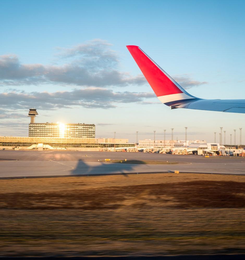 Шведские авиакомпании перейдут на биотопливо