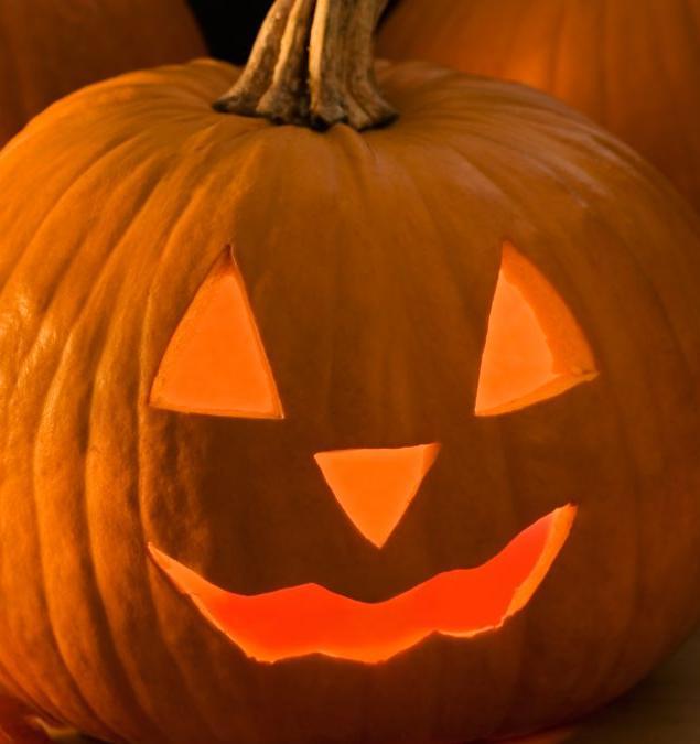 Магазин «Спасибо!» соберет оставшиеся после Хеллоуина тыквы