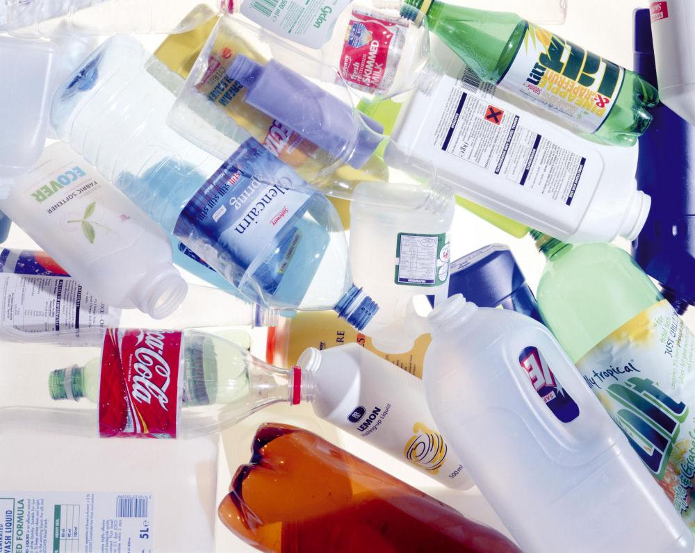 Пластиковые бутылки перед переработкой станут арт-объектом «Политеха»
