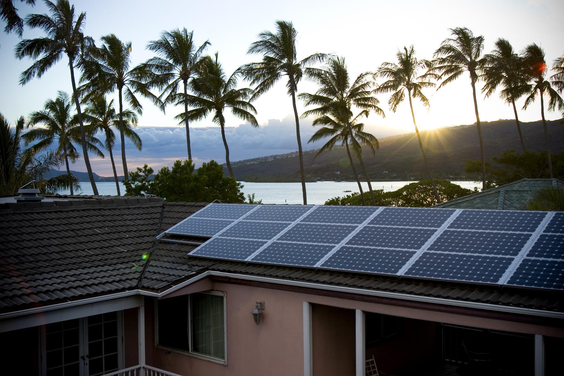 На Гавайях полностью откажутся от нефти и газа