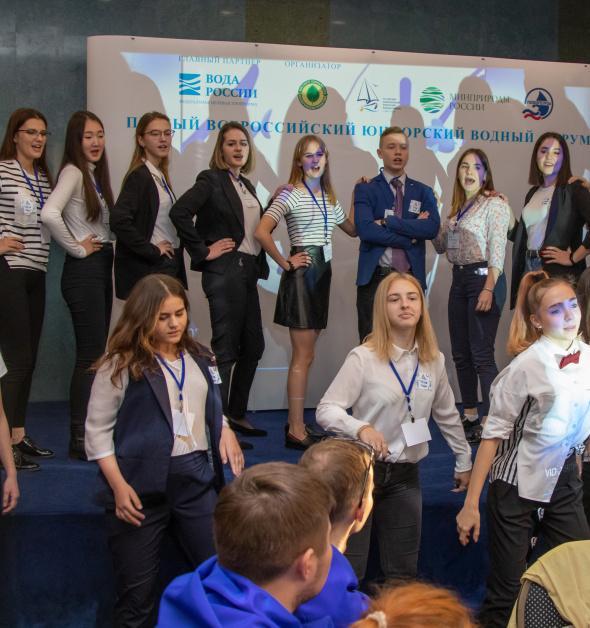 В России появятся юниорские водные сообщества