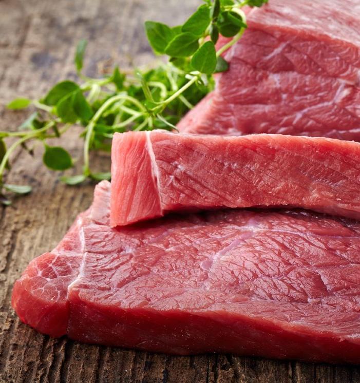 Facebook начал блокировать рекламу мяса