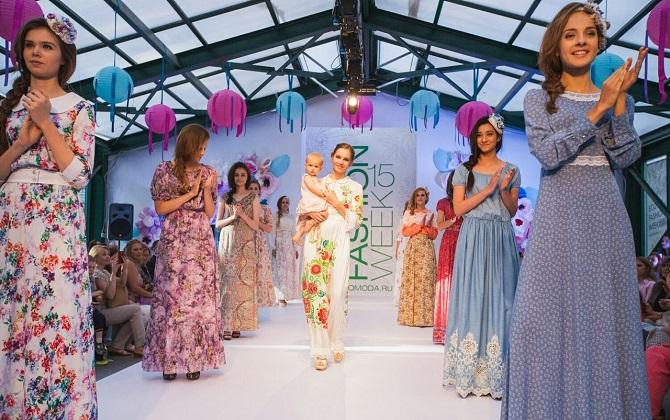 В Москве завершилась Неделя экомоды Eco Fashion Week 2015