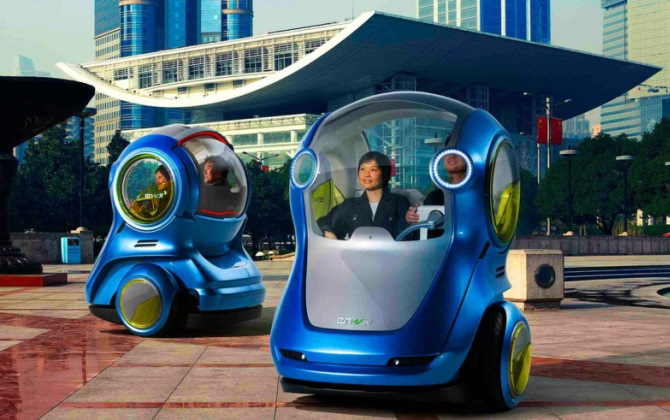 В Китае выплатят премии за рост количества электромобилей