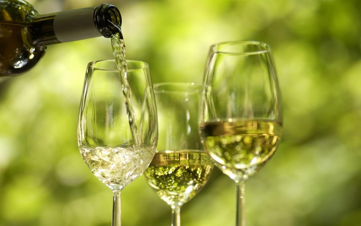 зеленое вино картинки разрез