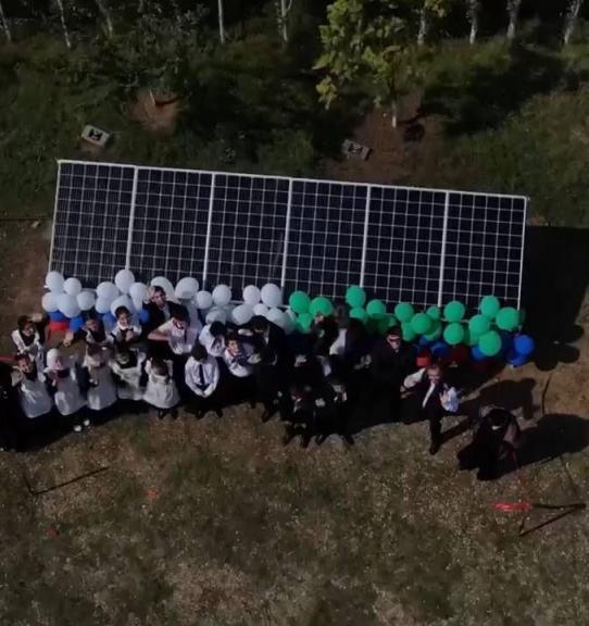 В Дагестане появилась «солнечная» школа