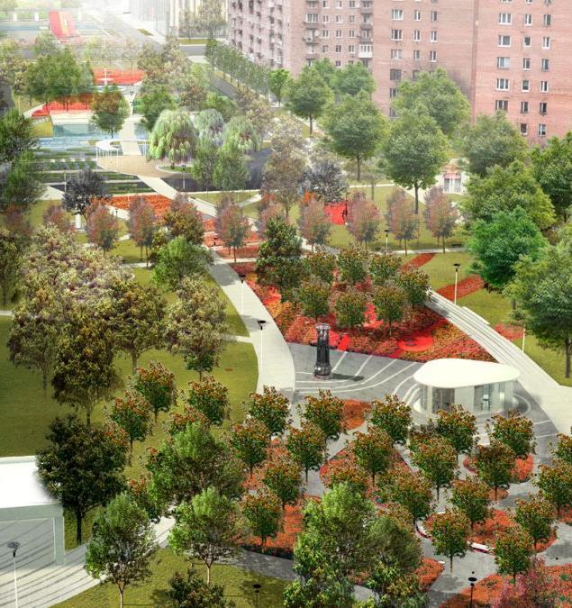 В Москве выберут лучший проект благоустройства природных территорий