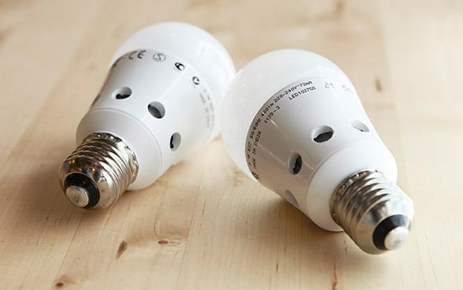 ИКЕА с сентября будет продавать только светодиодные лампочки
