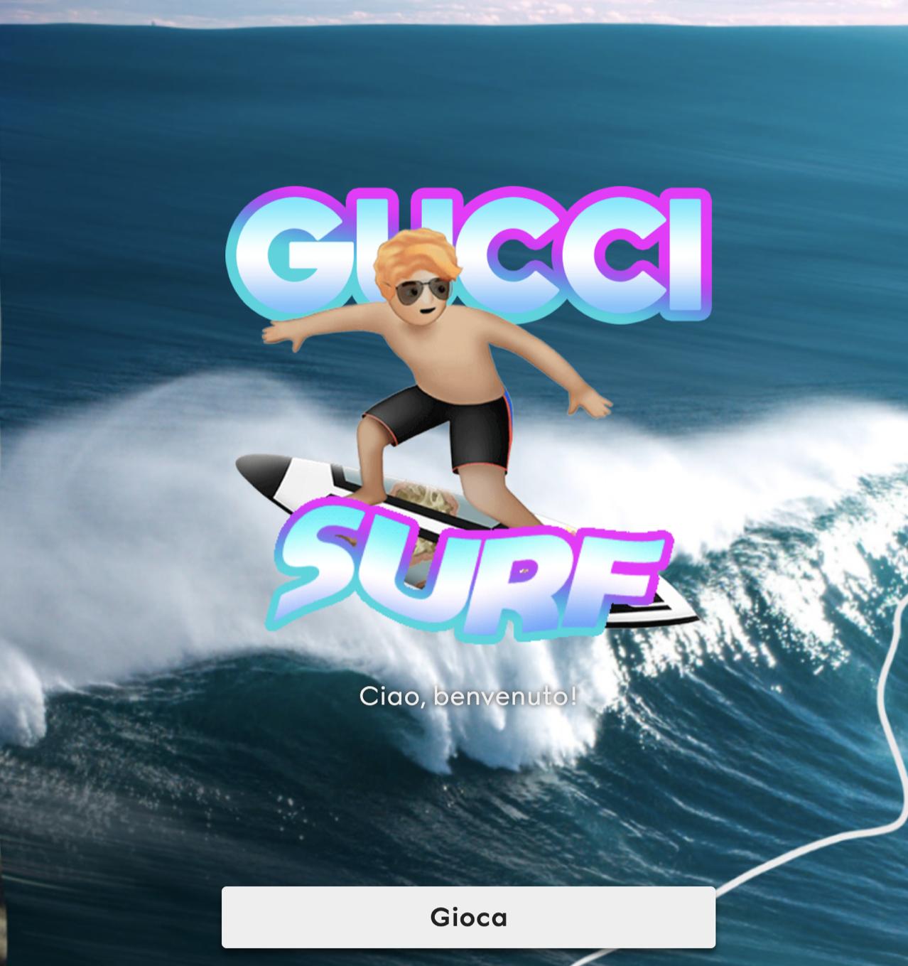 Мобильная игра Gucci поможет очистить океан от пластика
