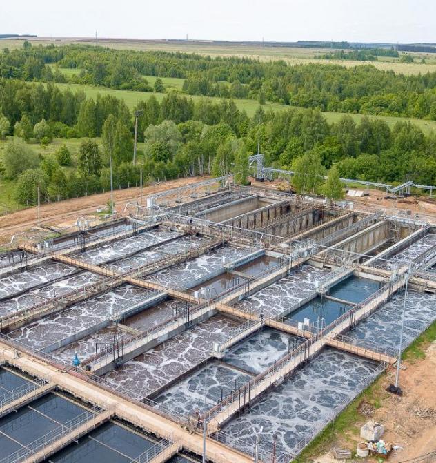 В Татарстане займутся рекультивацией иловых полей