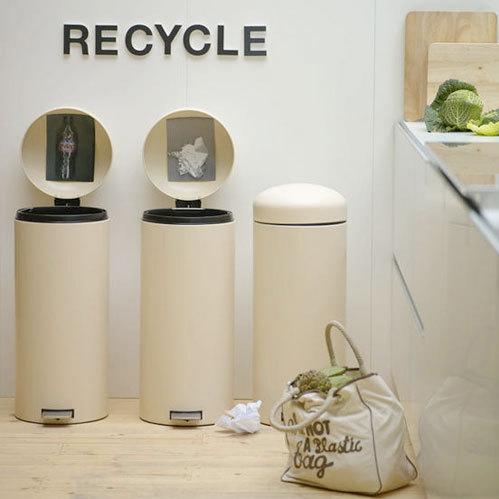 Как организовать сортировку мусора в маленькой квартире