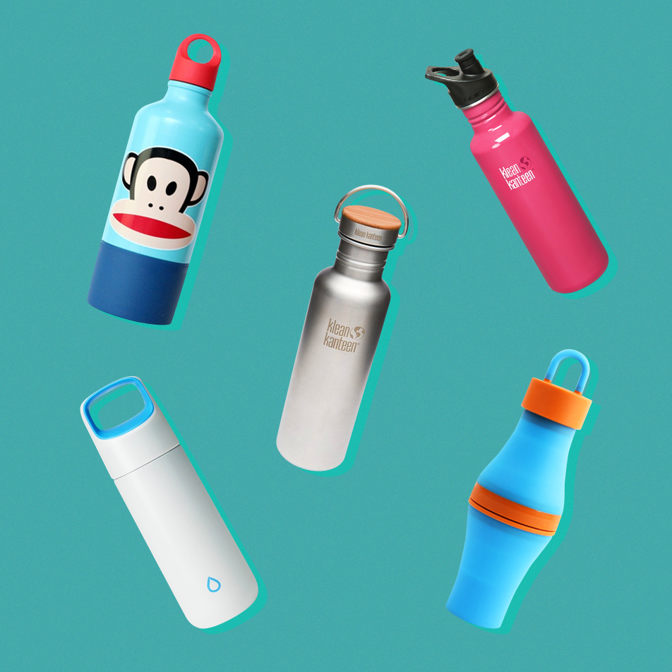 25 самых удобных многоразовых бутылок для воды