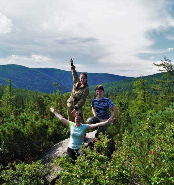 Дмитрий Горшков (WWF): «Заповедники ждут волонтеров»