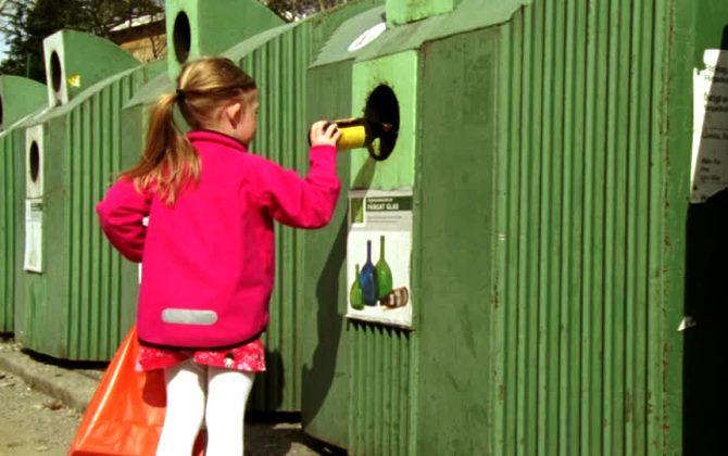 На Флаконе расскажут о европейском опыте обращения с мусором