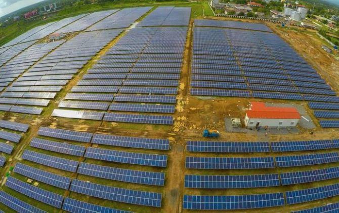 Индийский аэропорт первым в мире полностью перейдет на солнечную энергию