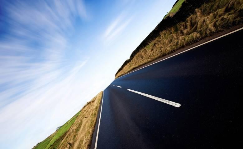 В Шотландии создали дорожное покрытие из переработанного пластика